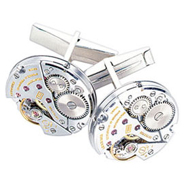 circularwatchcufflinks