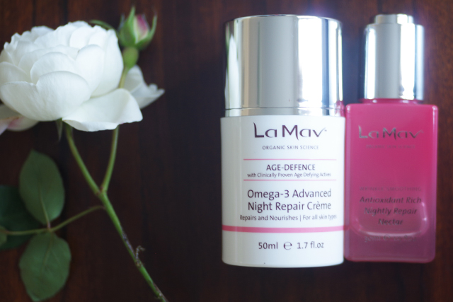 La Mav Anti Ageing Review Liv Lundelius Natural Beauty Expert Green Makeup Artist Sydney
